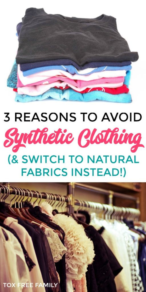 Avoid Synthetic Clothing and Switch to Natural Fibre Instead