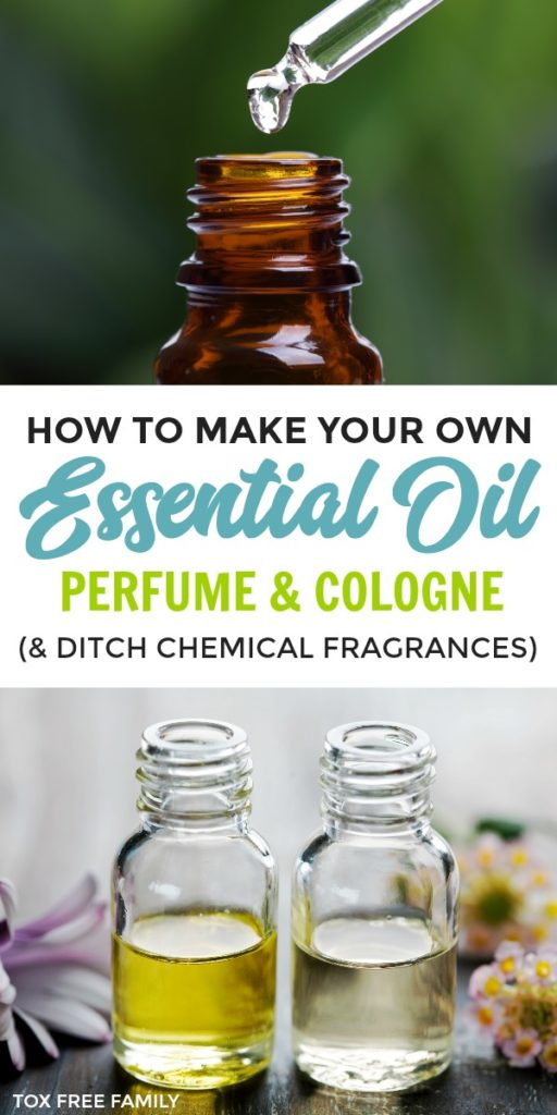 DIY Roll On Essential Oil Recipe