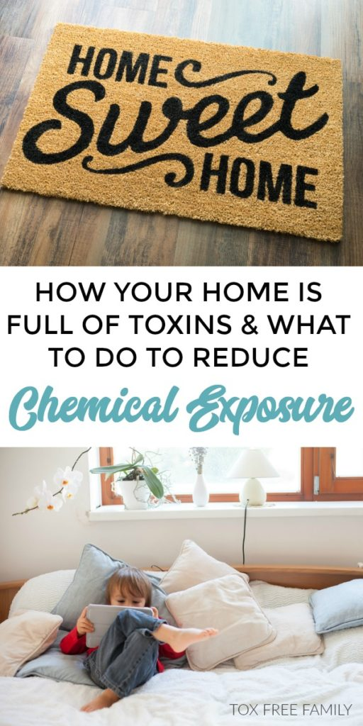 Removing Toxins from your home and life are essential to being healthier, have a stronger immune system, decrease your risk of cancer, disease & illness.