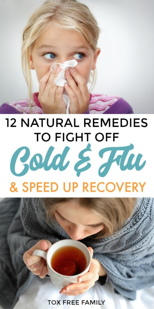 Natural Remedies to Fight Off Cold and Flu