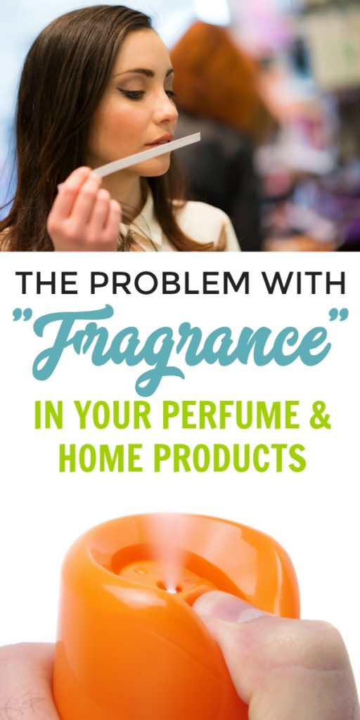 The Problem with Fragrance and Danger of Perfume