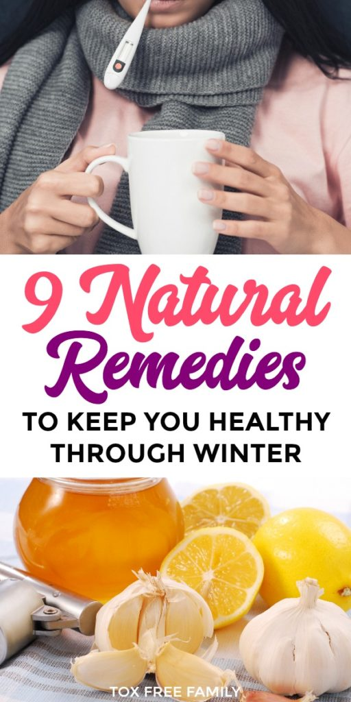9 Natural Remedies for Winter