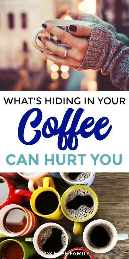 Pesticides and Chemicals in Coffee Can Hurt You