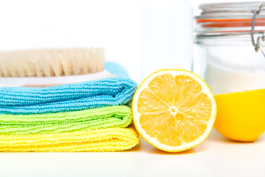 Dangers of harmful household cleaning products. Household chemicals in cleaning products are detrimental to human health & a list of safe cleaning products.